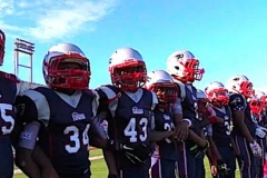 Long Beach Patriots Football League with Willie McGinest